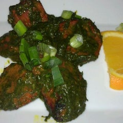 Photo taken at Bombay Spice by Han W. on 1/9/2012