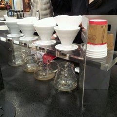 Photo taken at Take Five Cafe Richmond Centre by Jess @mini604 on 1/3/2012
