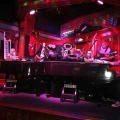 Photo taken at Howl at the Moon by Jen J. on 9/9/2011
