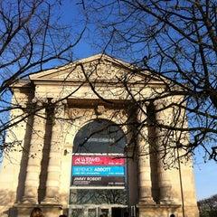Photo taken at Jeu de Paume by Estelle C. on 3/27/2012