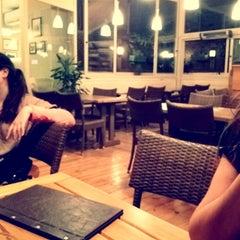 Photo taken at Harman Cafe by Ayse G. on 8/27/2012