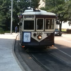 Photo taken at M-Line Trolley by Marc L. on 6/18/2012