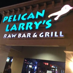 Photo taken at Pelican Larry's by Conor M. on 12/9/2011