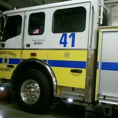 Photo taken at Ventura County Fire Station 41 by Beth W. on 1/12/2012
