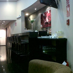 Photo taken at Sumaq VIP Lounge & Business Center by María N. on 9/13/2012