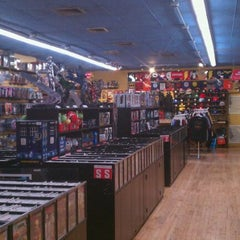 Photo taken at Midtown Comics by Spam on 1/16/2011
