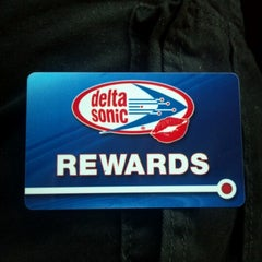 Photo taken at Delta Sonic Car Wash by Patrick F. on 6/14/2012