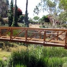 Photo taken at Biola Olive Grove Park by Biola University on 10/21/2011