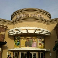 Photo taken at Greenwood Park Mall by Myro32 on 5/11/2012