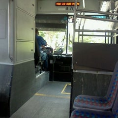 Photo taken at FLL Airport Economy Parking by Chad M. on 8/19/2011