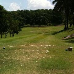 Photo taken at Danau Golf Club by Emcay H. on 4/23/2011
