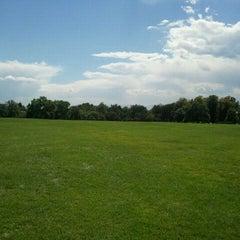 Photo taken at Cheesman Park by Brooke H. on 8/17/2011