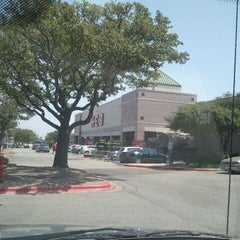 Photo taken at H-E-B by Hannah G. on 9/4/2011