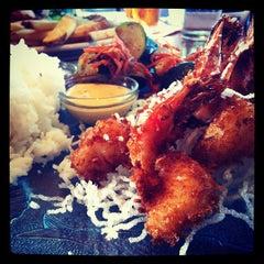 Photo taken at Haleiwa Joe's by Kristine C. on 11/14/2011