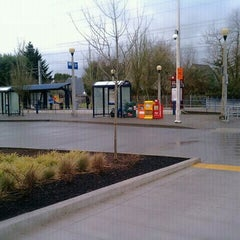 Photo taken at TriMet Willow Creek/SW 185th Ave Transit Center by Joshua S. on 3/15/2011