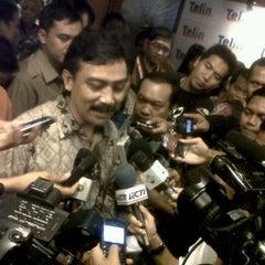 Photo taken at Graha Citra Caraka by Anggara P. on 4/1/2011