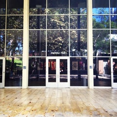 Photo taken at UCLA Melnitz Hall by Chloe M. on 8/22/2012