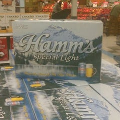 Photo taken at Meijer by Nick A. on 1/11/2012