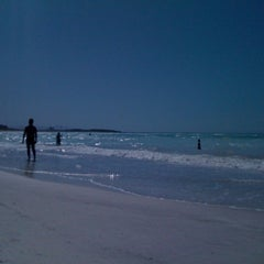 Photo taken at Spiagge Bianche by Daniele G. on 8/28/2011