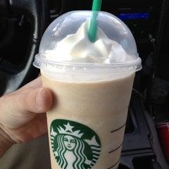 Photo taken at Starbucks by Brad F. on 2/16/2012