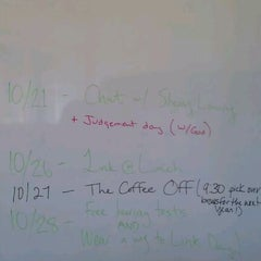 Photo taken at Link Coworking by Casey B. on 10/21/2011
