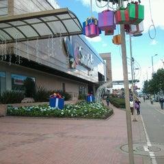 Photo taken at Santafé Mi Mundo by E. Yezid A. on 12/10/2011