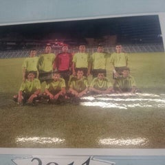 Photo taken at HMSB Football Club by Geng W. on 3/12/2012