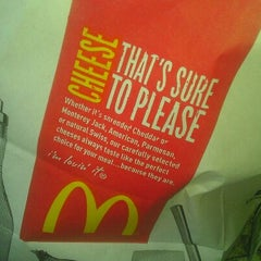 Photo taken at McDonald's by Joshua F. on 5/15/2012