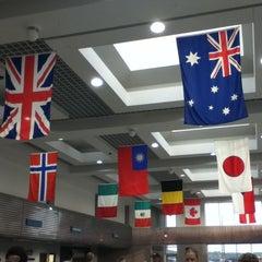 Photo taken at Austin Straubel International Airport (GRB) by Olivia N. on 7/7/2011
