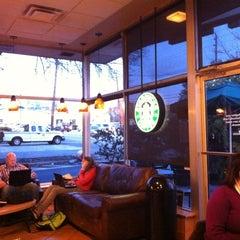 Photo taken at Starbucks by Dara A. on 1/4/2012