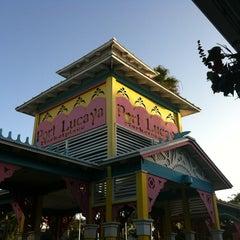 Photo taken at Port Lucaya Marina by Tara A. on 4/8/2012