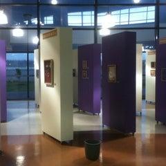 Photo taken at Biblioteca Central Del Estado Ricardo Garibay by Francisco R. on 7/13/2012