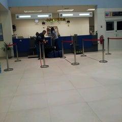 Photo taken at Chevron Hangar by Pram S. on 1/19/2012