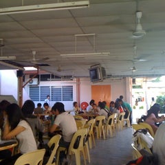 Photo taken at HCC Canteen by darren k. on 8/23/2011