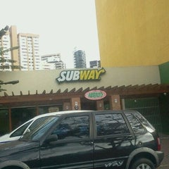 Photo taken at Subway by Taxidesalvador Fernando S. on 12/11/2011