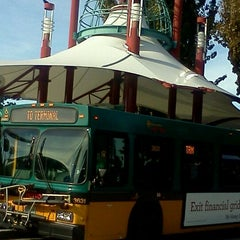 Photo taken at Northgate Transit Center by Quentin J. on 10/17/2011