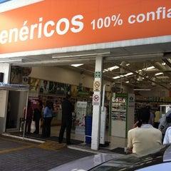 Photo taken at Farmacia San Pablo by Juan Carlos L. on 10/17/2011