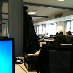 Photo taken at Saffron Digital by Hassan K. on 11/16/2011