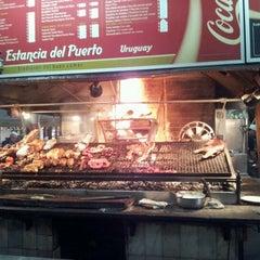 Photo taken at Mercado del Puerto by Murilo P. on 7/24/2011