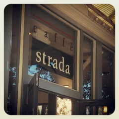 Photo taken at Caffe Strada by Courtney G. on 8/28/2012