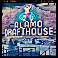 Photo taken at Alamo Drafthouse Cinema – Lakeline by Diana J. on 7/8/2012