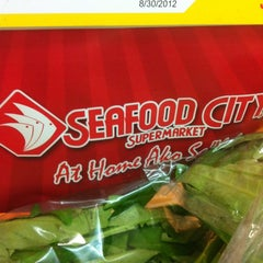 Photo taken at Seafood City Super Market by Craig W. on 8/27/2012