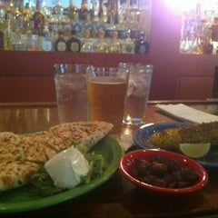 Photo taken at El Gato Cantina by Justin H. M. on 9/4/2012