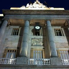 Photo taken at Ajuntament de Barcelona by Eduard F. on 4/19/2012