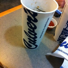 Photo taken at Culver's by Michael J. on 5/29/2012