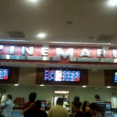 Photo taken at Cinemark San Pedro by CESAR AUGUSTO P. on 9/13/2012