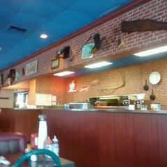 Photo taken at Bandana's Bar-BQ by Joe P. on 3/26/2012