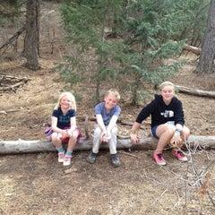 Photo taken at Waldo Canyon Trail Head by James M. on 3/25/2012