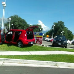 Photo taken at Doug Smith Autoplex by Adam L. on 8/11/2012
