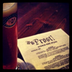 Photo taken at Prost by Mark B. on 5/13/2012